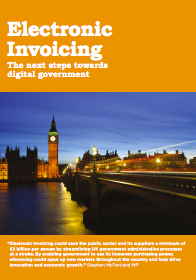 Electronic Invoicing - The next steps towards digital government
